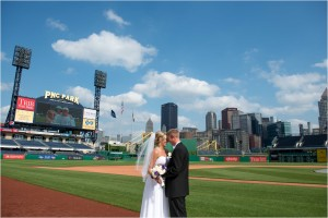 PNC Park Wedding, Pittsburgh Wedding
